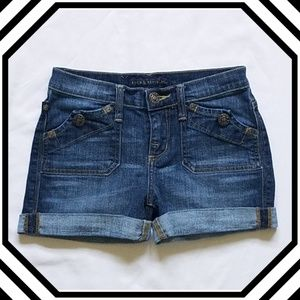 Rock & Republic Stinger Jean Shorts